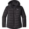 """""""Patagonia W's Hyper Puff Hoody Jacket Black"""""""